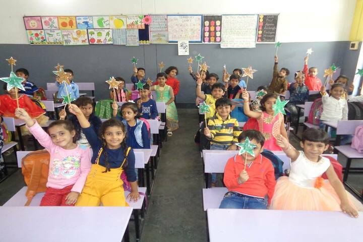 Guru Kripa Divine Grace Public School-Activity