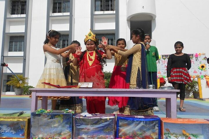 Guru Kripa Divine Grace Public School-Fancy dress