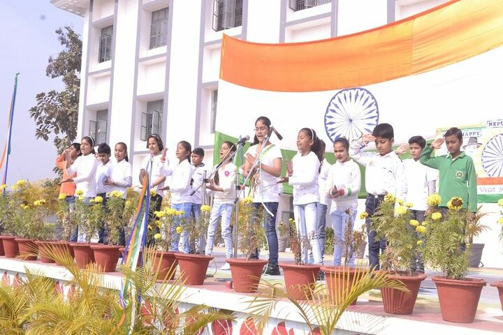 Guru Kripa Divine Grace Public School-Independence Day