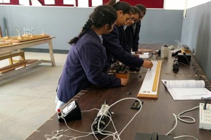 Guru Kripa Divine Grace Public School-Physics Lab
