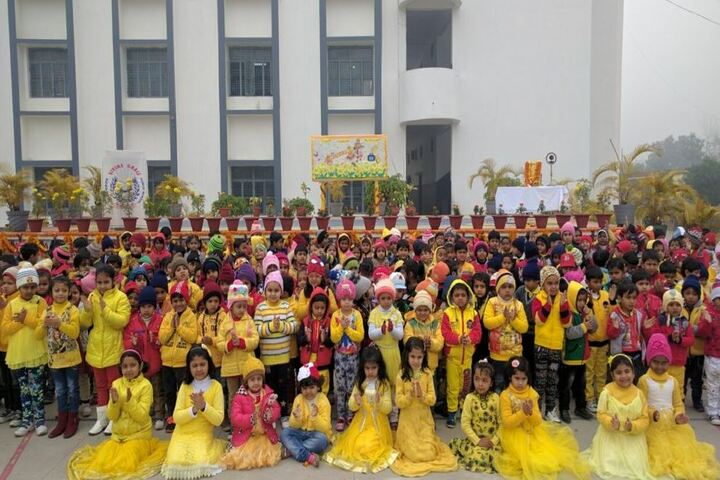 Guru Kripa Divine Grace Public School-Students