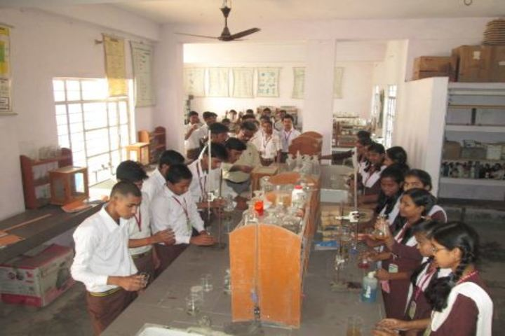 S L D A V Public School-Chemistry Labs