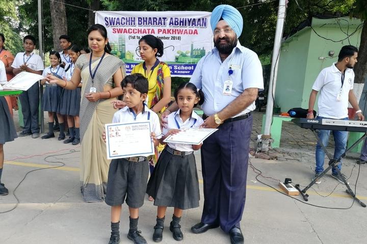 Guru Nanak Modern School-Achievement