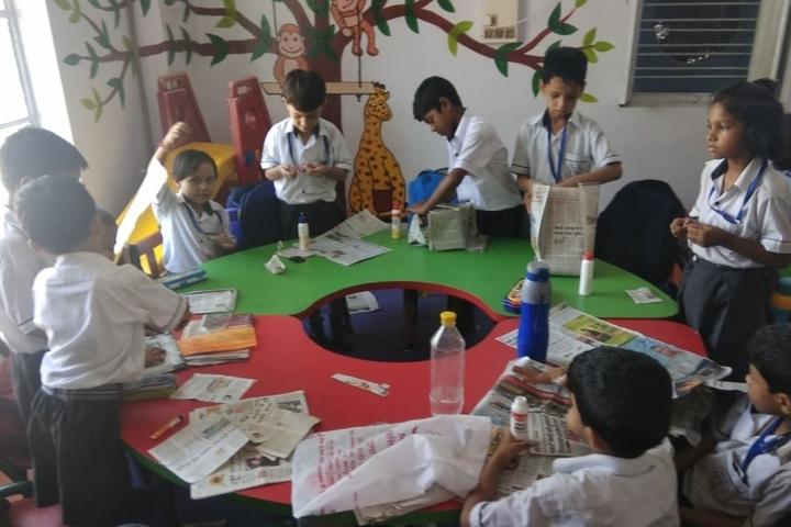 Guru Nanak Modern School-Activity