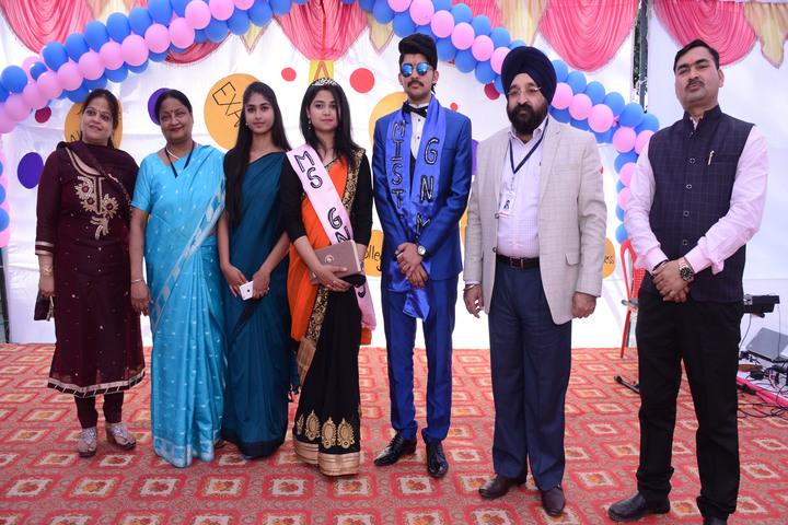 Guru Nanak Modern School-Farewell 1