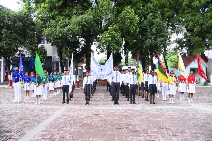 Guru Nanak Modern School-Investiture Ceremony