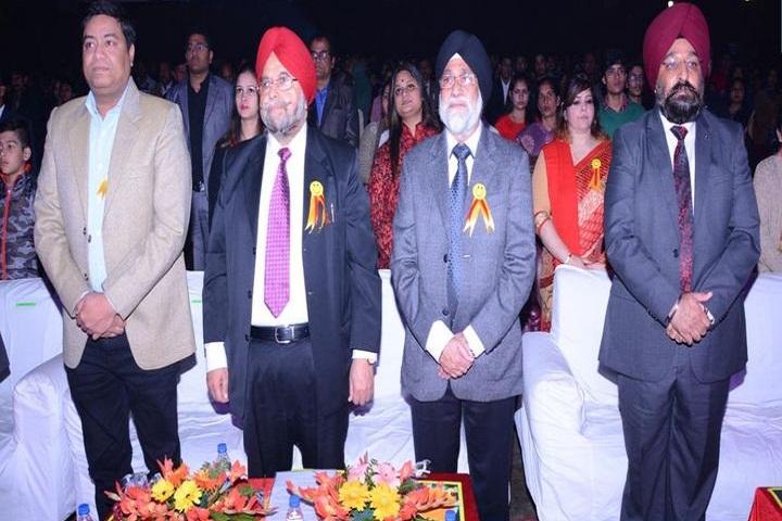 Guru Nanak Modern School-Annual Day