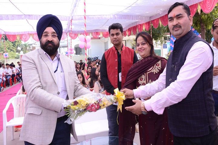 Guru Nanak Modern School-Event