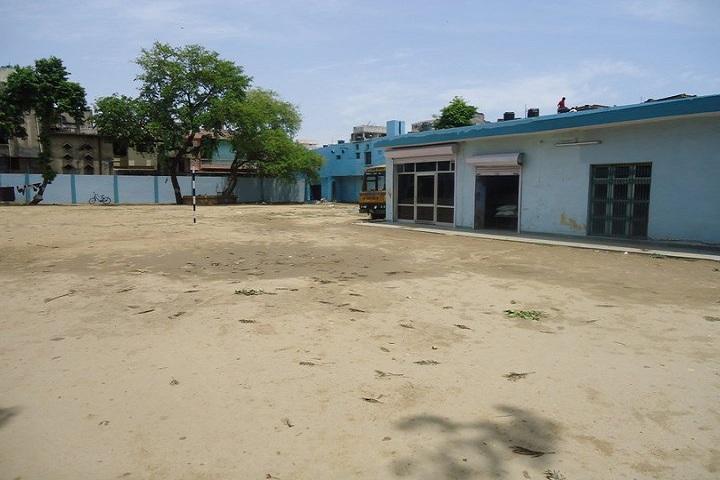 Guru Tegh Bahadur Public School-Playground