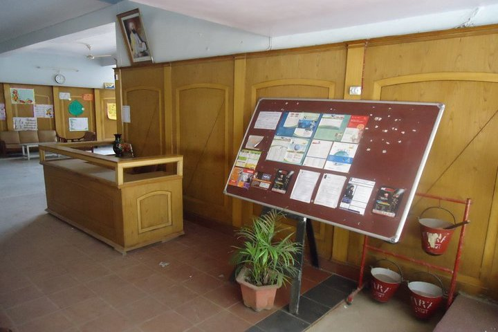Guru Tegh Bahadur Public School-Reception Area