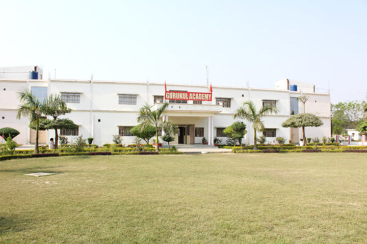 Gurukul Academy-Campus Entrance view