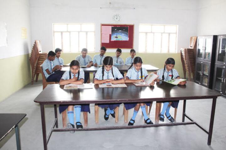 Gurukul Academy-Library