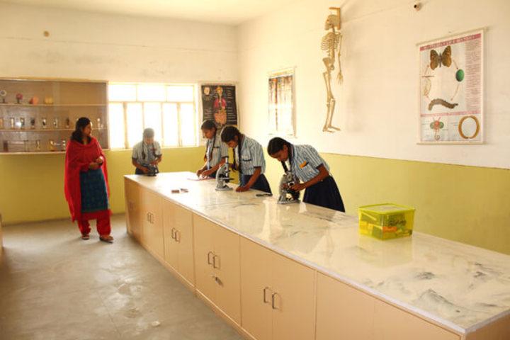 Gurukul Academy-Physics Laboratory