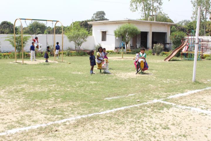 Gurukul Academy-Playing Area