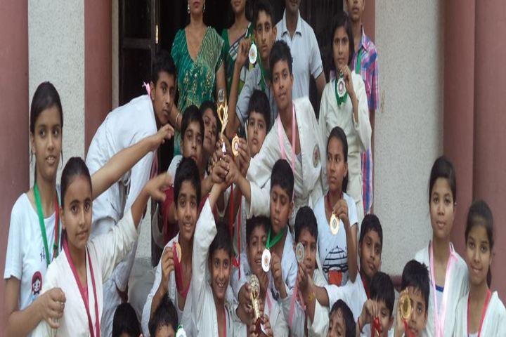 Gurukul Gyan Ganga International School-Achievement