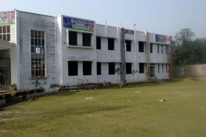 Gurukul Gyan Ganga International School-Campus view