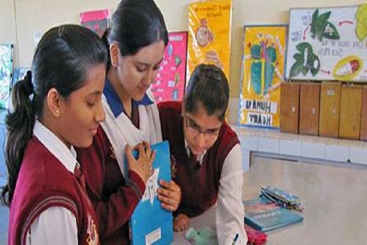 Gurukul International School-Maths-Lab