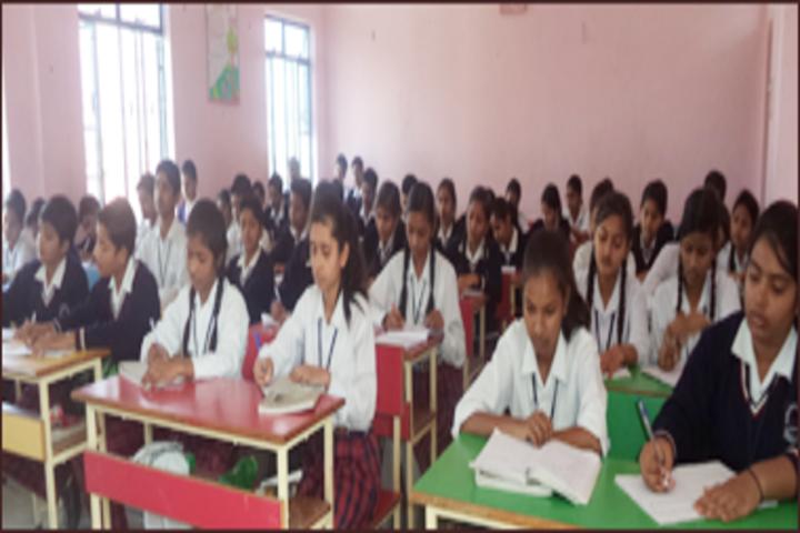Gurukul Montessori School-Classroom