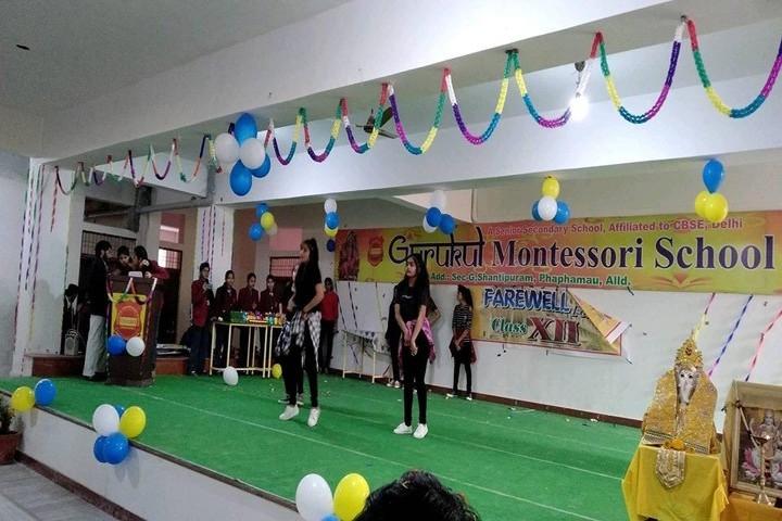 Gurukul Montessori School-Farewell