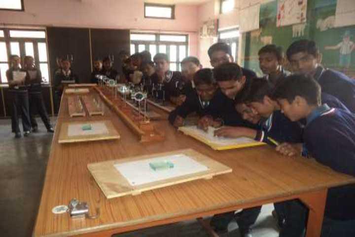 Gurukul Montessori School-Phyics Lab