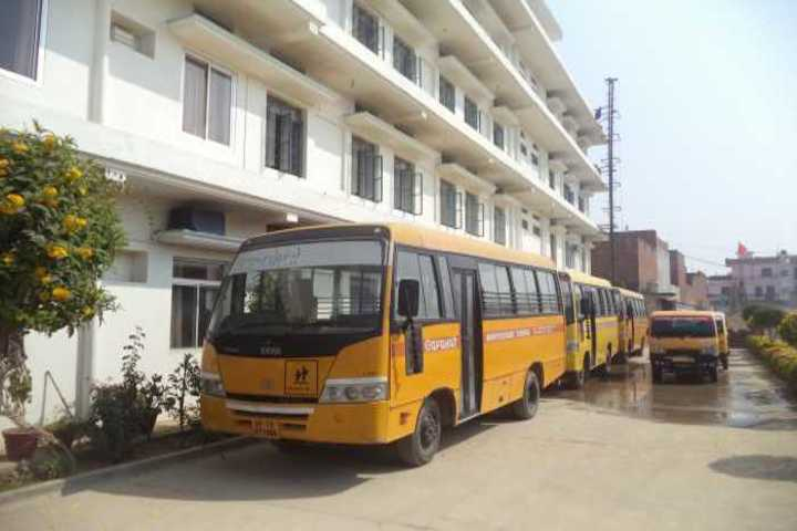 Gurukul Montessori School-Transport