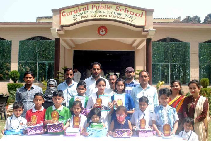 Gurukul Public School-Achievement