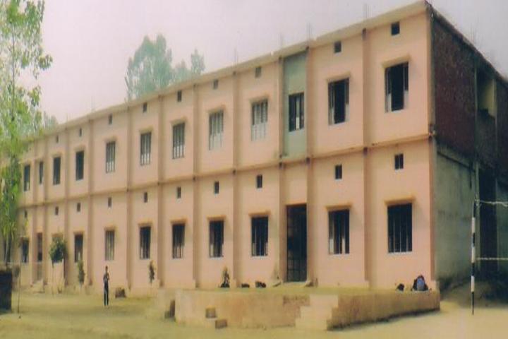 Gurukul Public School-Campus View