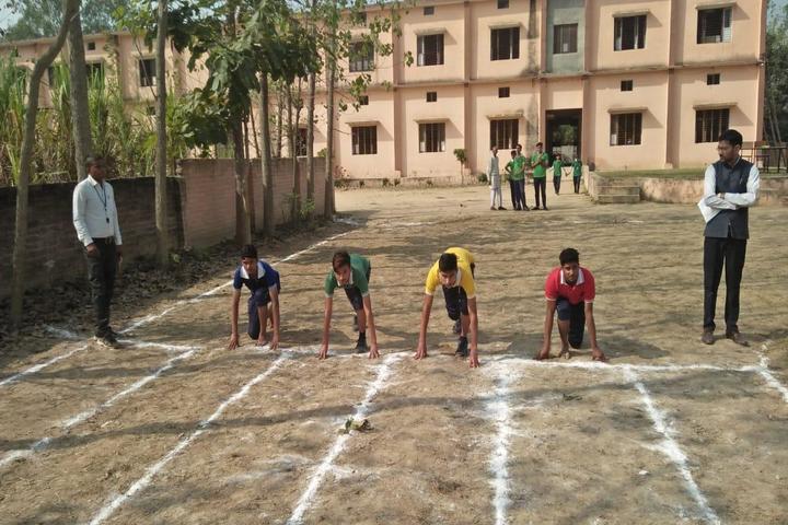 Gurukul Public School-Running
