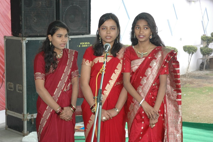 Gurukul Vidyapeeth-Singing