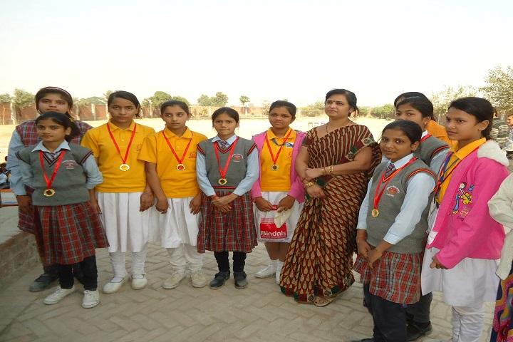 Gurukul Vidyapeeth-Sports Winner