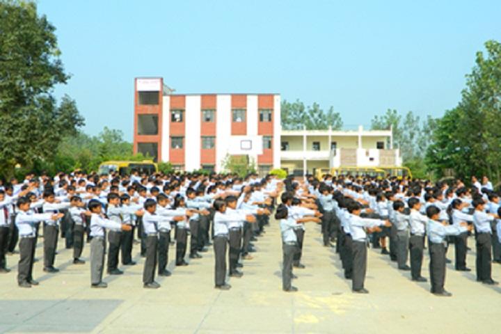 Gurukul Vidyapeeth-Morning Assembly