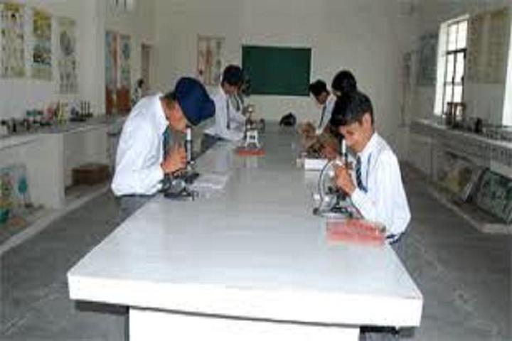 Gurukul Vidyapeeth-Biology Lab