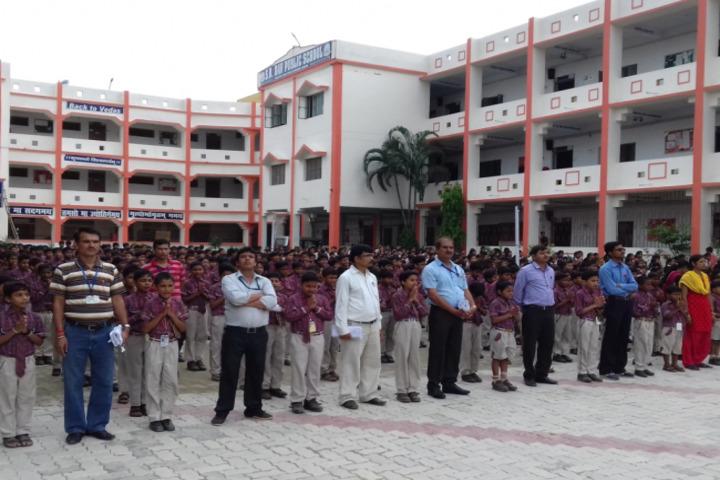 Sita Ram Dav Public School-Assembly