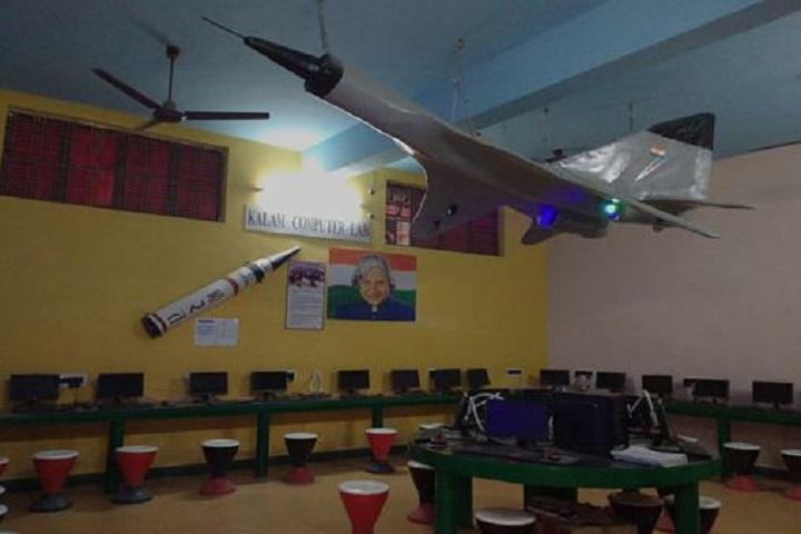 Gyan Deep Senior Secondary Public School-Computer Lab