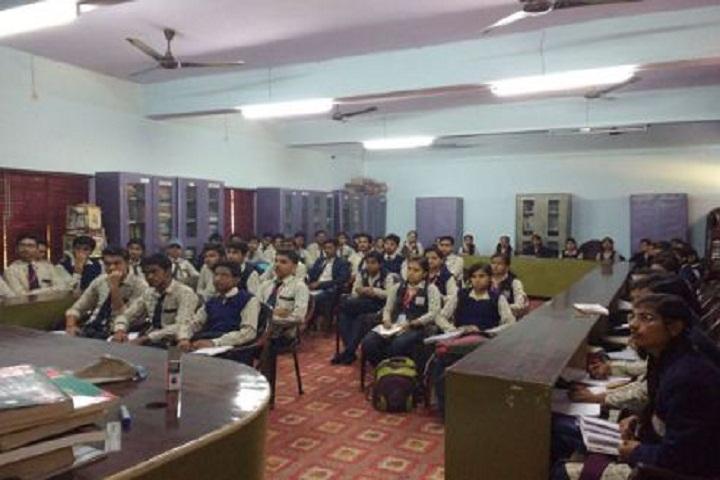 Gyan Deep Senior Secondary Public School-Library
