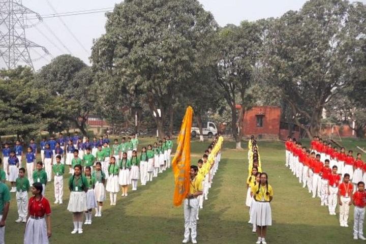 Gyan International School-Assembly