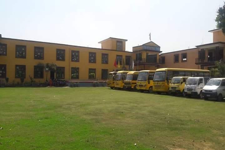 Gyan International School-Campus
