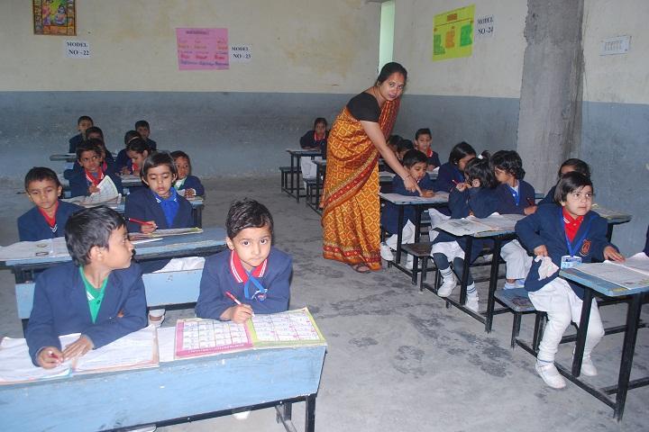 Gyan International School-Class