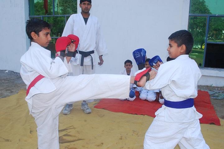 Gyan International School-Karate
