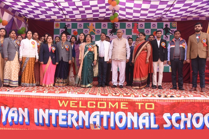Gyan International School-Annual Day