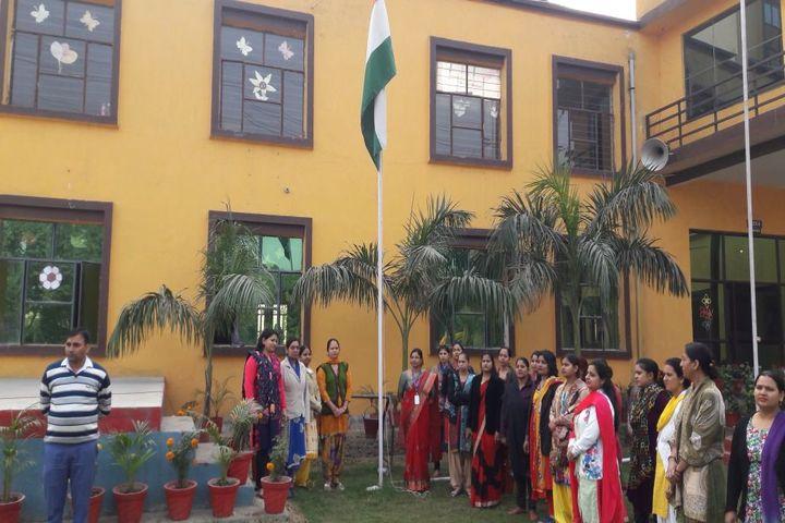 Gyan International School-Independence Day