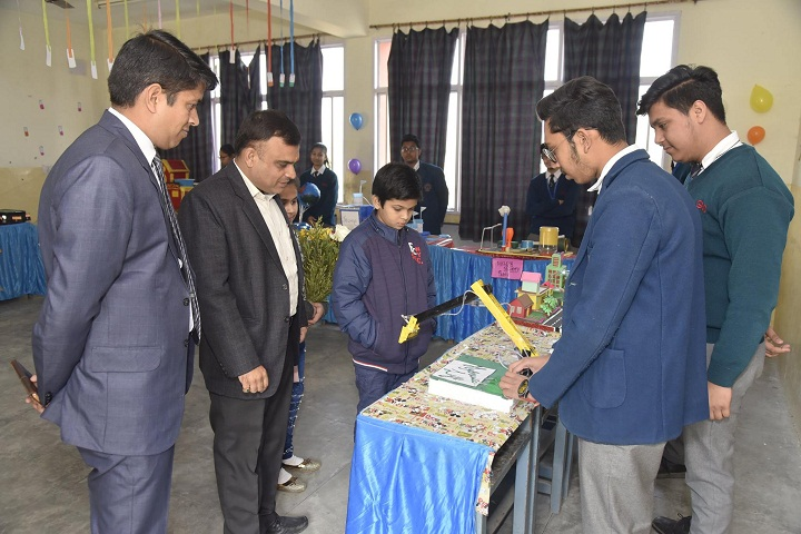 Gyan Kalash International School-Science Exhibition