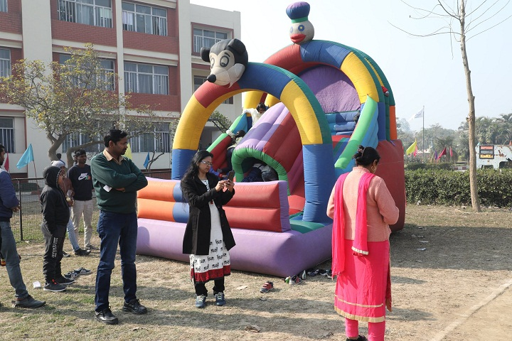 Gyan Kalash International School-Kindergarten Play Area