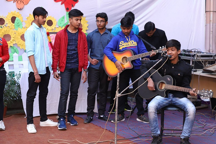 Gyan Kalash International School-Music Activity