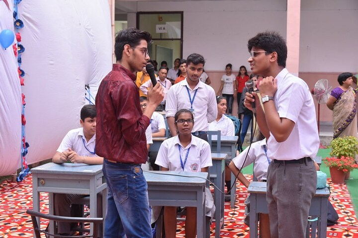 Gyan Kalash International School-Debate Activity