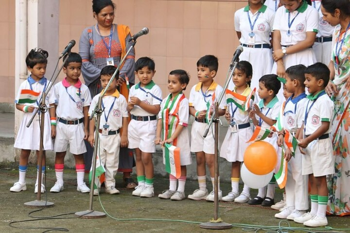 Gyan Kalash International School-Independence Day