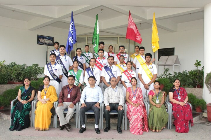 Gyan Kalash International School-Investiture Ceremony