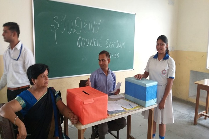 Gyan Kalash International School-School Election