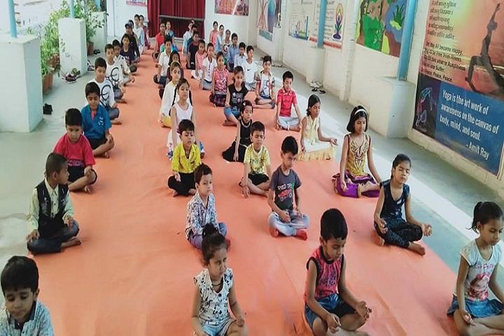 Gyan Peethika-Yoga Activity