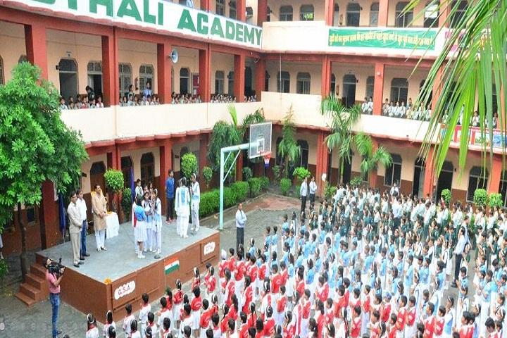 Gyan Sthali Academy-Morning Assembly